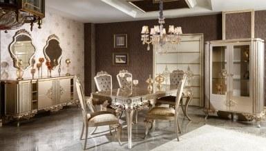 525 - Lüks Darvin Klasik Yemek Odası