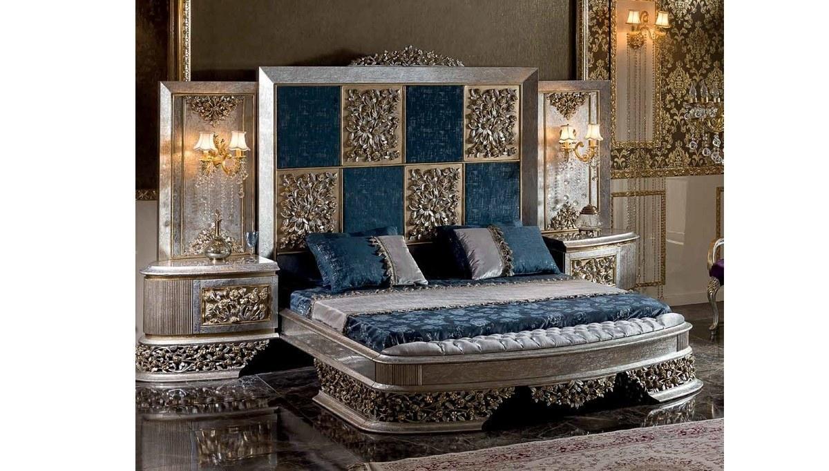 Lüks Despasito Klasik Yatak Odası