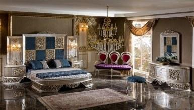 770 - Lüks Despasito Klasik Yatak Odası