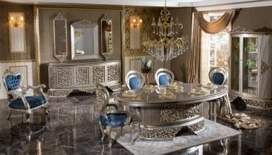 Lüks Despasito Klasik Yemek Odası