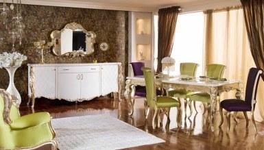 543 - Lüks Devr-i Saray Klasik Yemek Odası