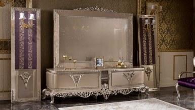 770 - Lüks Diana Art Deco TV Ünitesi