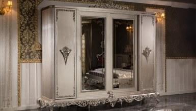 Lüks Diana Art Deco Yatak Odası - Thumbnail