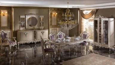 770 - Lüks Diana Art Deco Yemek Odası