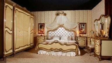 787 - Lüks Didim Klasik Yatak Odası