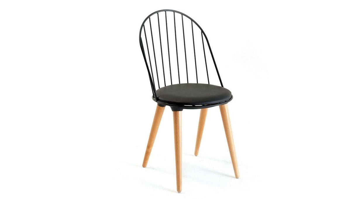 Lüks Dmg Siyah Sandalye