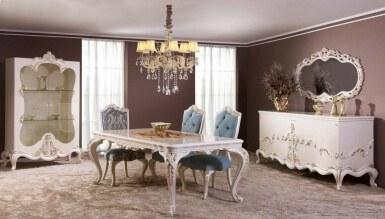 748 - Lüks Domina Klasik Yemek Odası