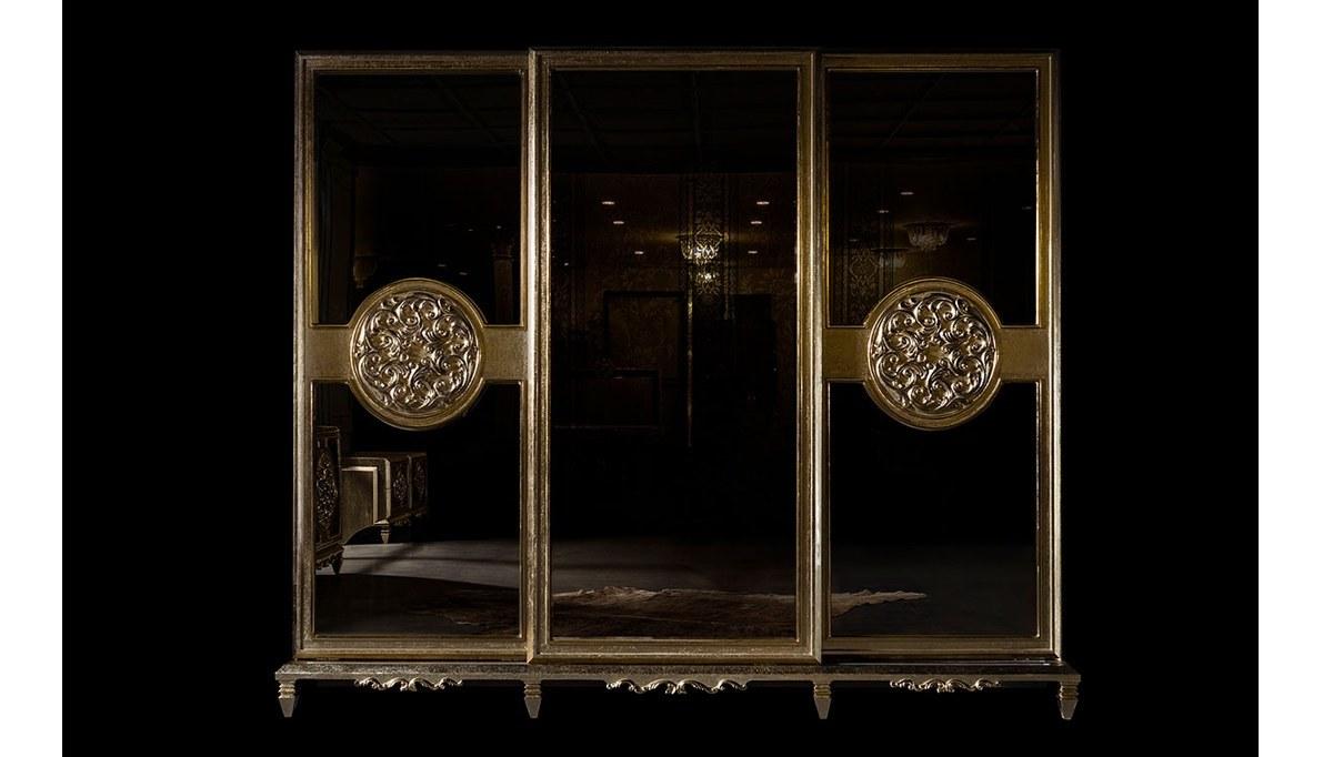 Lüks Dubai Art Deco Yatak Odası