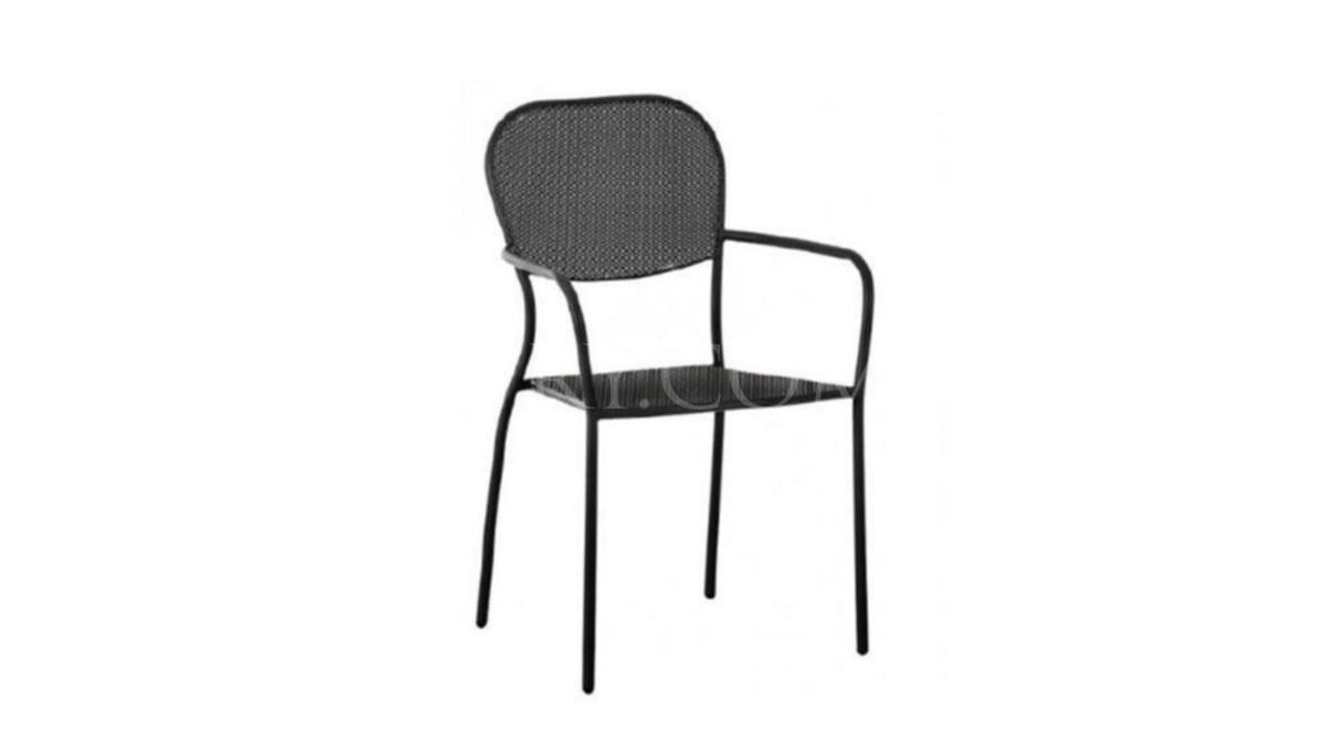 Lüks Edora Metal Ayaklı Sandalye