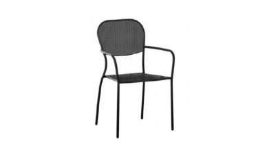 1009 - Lüks Edora Metal Ayaklı Sandalye
