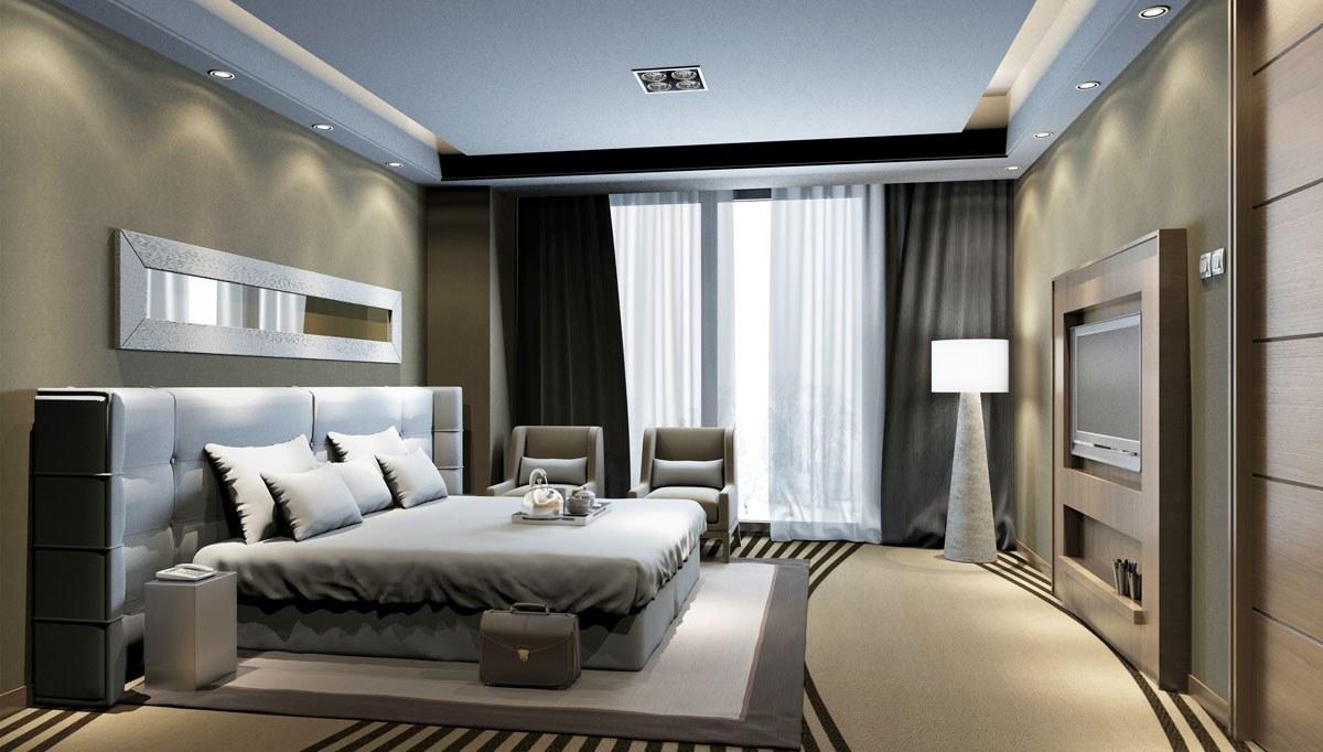 Lüks Edrar Otel Odası