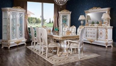 1005 - Lüks Efrosa Klasik Yemek Odası