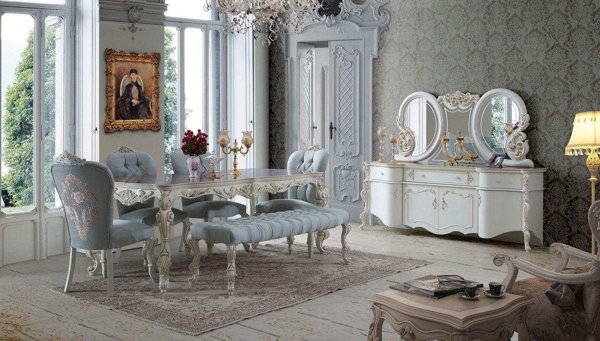 Lüks Efsane Klasik Yemek Odası