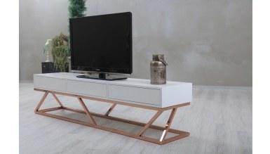Lüks Ekore TV Sehpası - Thumbnail