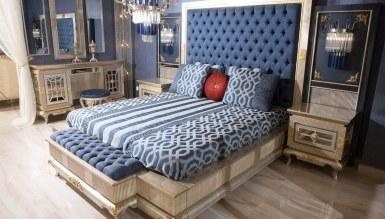 Lüks Elegant Klasik Yatak Odası