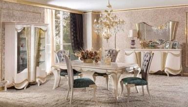 623 - Lüks Elvires Klasik Yemek Odası