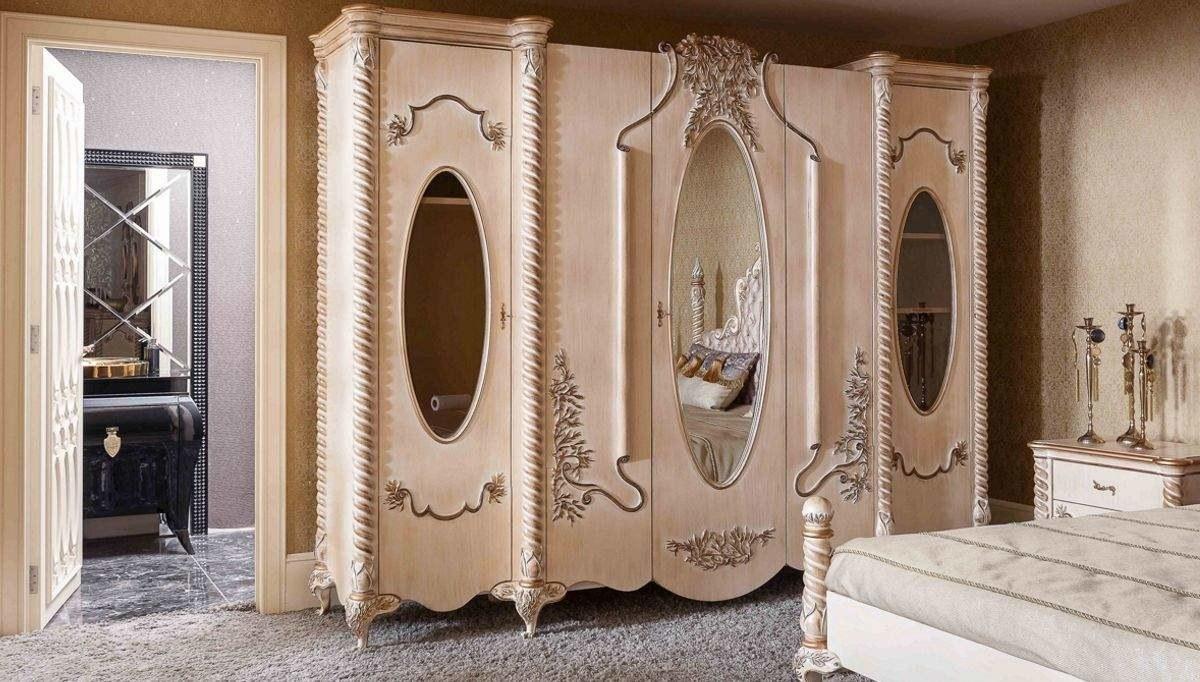 Lüks Enderun Klasik Yatak Odası