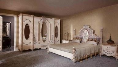 768 - Lüks Enderun Klasik Yatak Odası