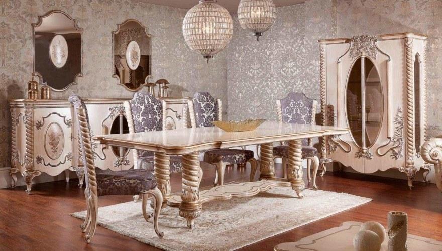 Lüks Enderun Klasik Yemek Odası - Thumbnail