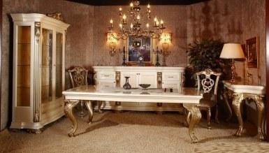 787 - Lüks Enez Gold Klasik Yemek Odası