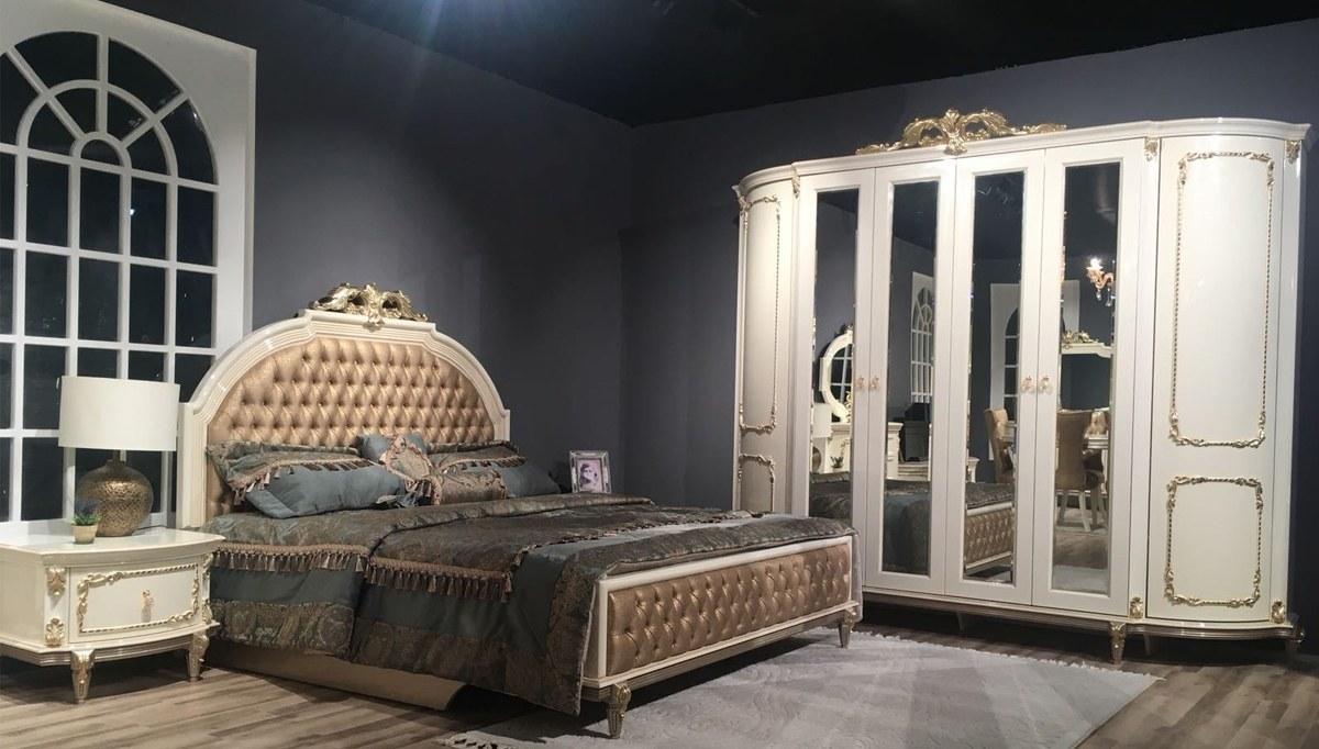 Lüks Epidal Klasik Yatak Odası