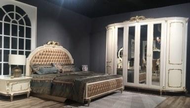 942 - Lüks Epidal Klasik Yatak Odası