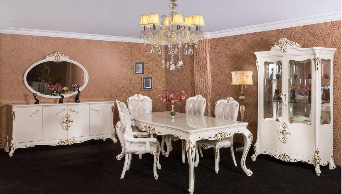Lüks Erdek Klasik Yemek Odası