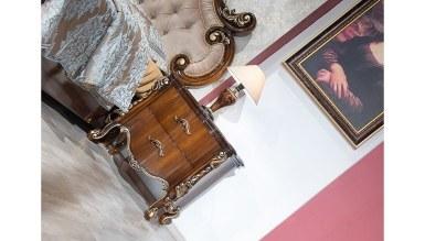 Lüks Ertuğrul Ceviz Yatak Odası - Thumbnail