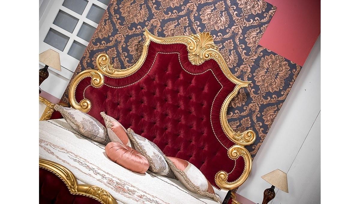 Lüks Ertuğrul Klasik Yatak Odası