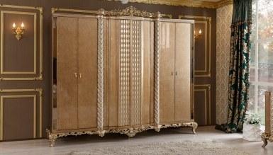 Lüks Esante Klasik Yatak Odası - Thumbnail