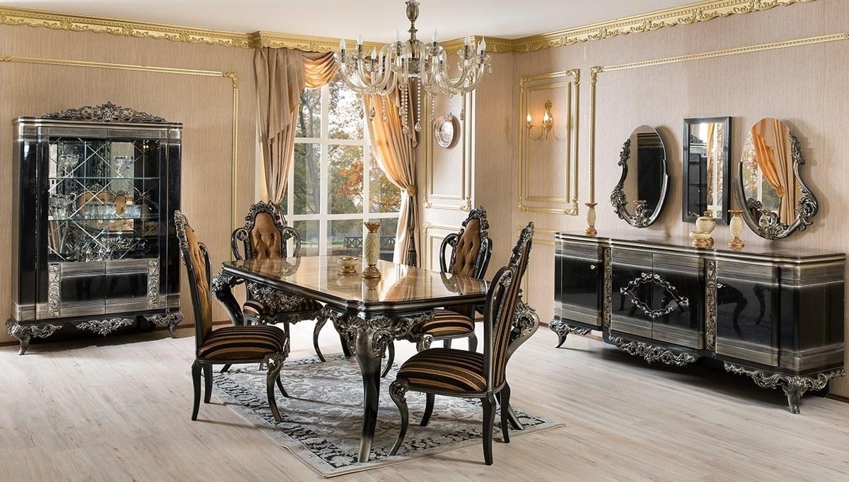 Lüks Esante Klasik Yemek Odası