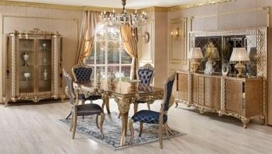 Lüks Esante Klasik Yemek Odası - Thumbnail