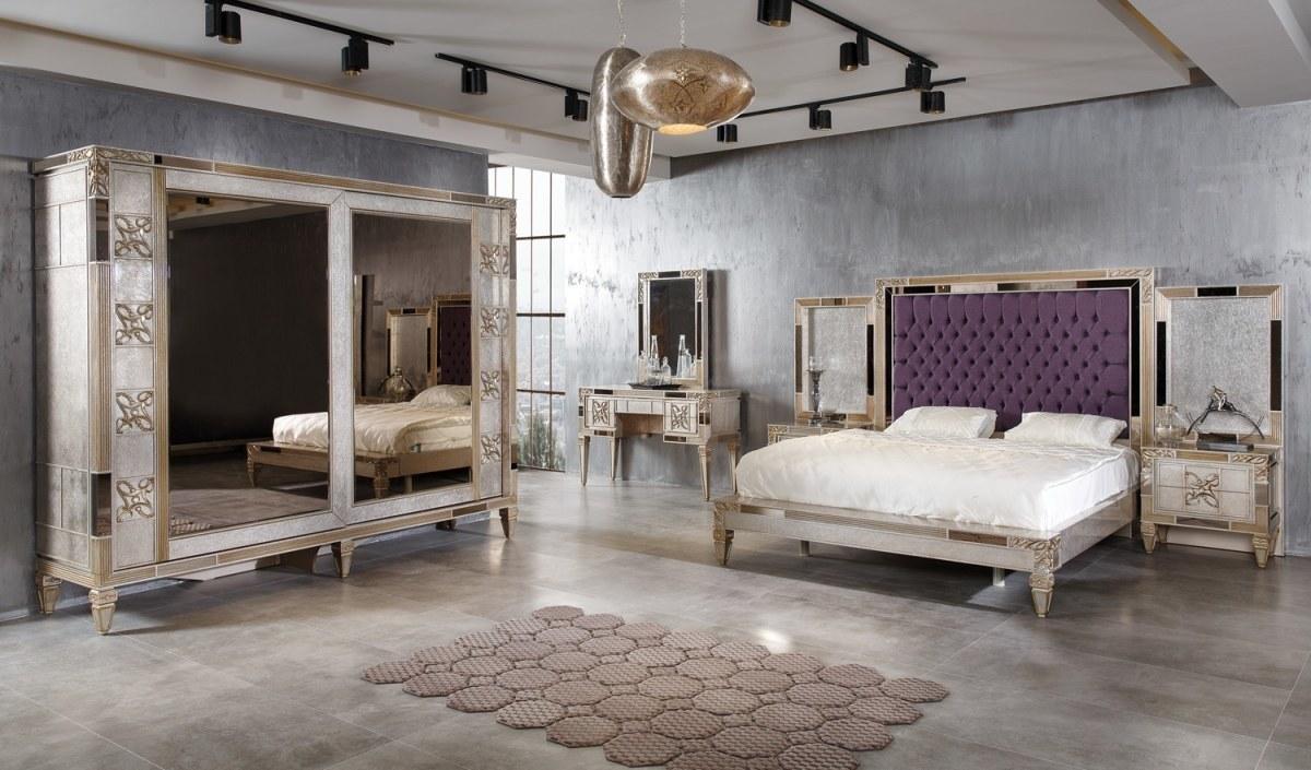 Esedra İtalyan Yatak Odası