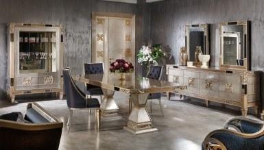525 - Lüks Esedra Klasik Yemek Odası