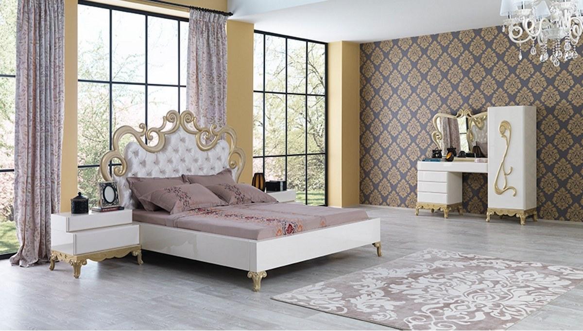 Lüks Eskişehir Avangarde Yatak Odası