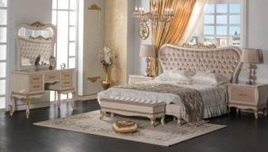 408 - Lüks Esna Klasik Yatak Odası