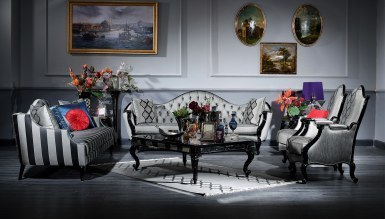 Lüks Estiva Classic Living Room