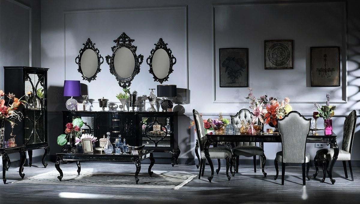 Lüks Estiva Klasik Yemek Odası