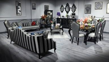 Lüks Estiva Klasik Yemek Odası - Thumbnail