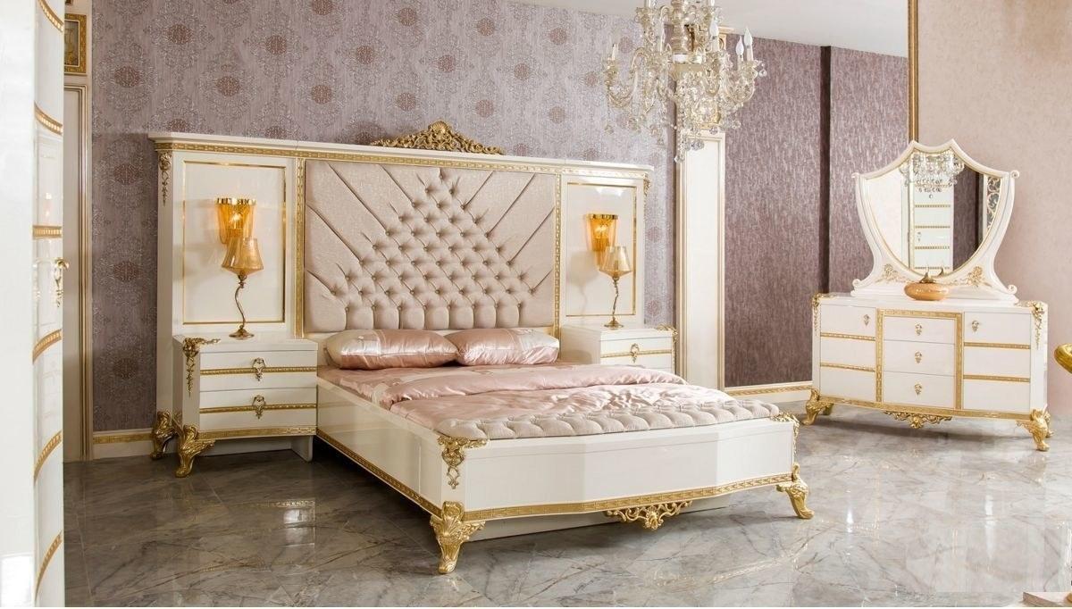 Lüks Estoril Klasik Yatak Odası