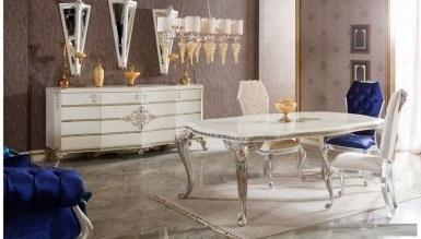 525 - Lüks Estoril Klasik Yemek Odası