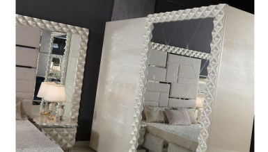 Lüks Evasa Luxury Yatak Odası - Thumbnail