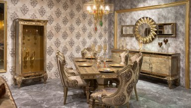 994 - Lüks Evona Klasik Yemek Odası