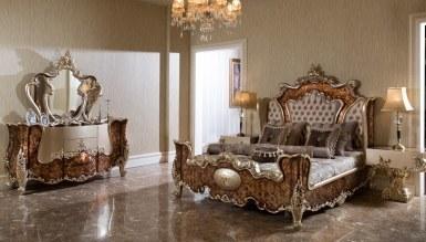 Lüks Falenas Klasik Yatak Odası - Thumbnail