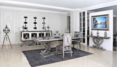 Lüks Farabi Klasik Yemek Odası - Thumbnail