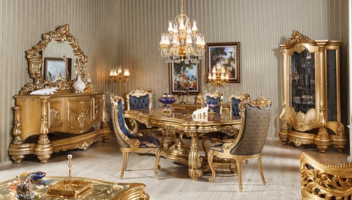 Lüks Fasıl Klasik Yemek Odası