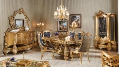 819 - Lüks Fasıl Klasik Yemek Odası