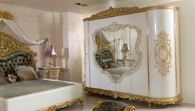 Lüks Fazilet Klasik Yatak Odası - Thumbnail