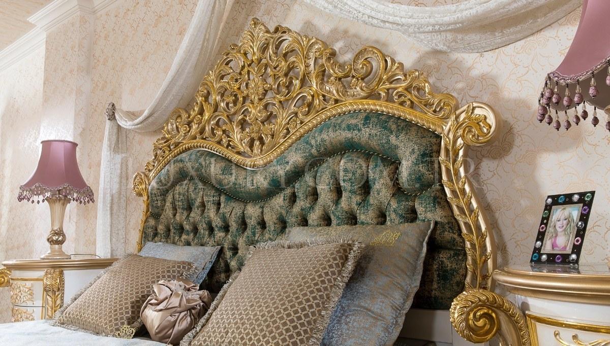 Lüks Fazilet Klasik Yatak Odası
