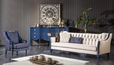 Lüks Federal Art Deco Koltuk Takımı - Thumbnail
